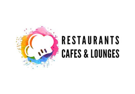 Restaurants, Cafes and Lounges